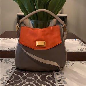 Darling Marc Jacobs Color-block Shoulder Bag